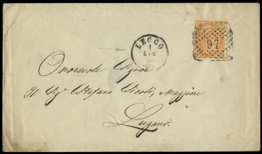 ITALIA REGNO 1867 - Italian Ki...  - Auction Shop On-line - MARIO ZANARIA di Angelo Zanaria e C.
