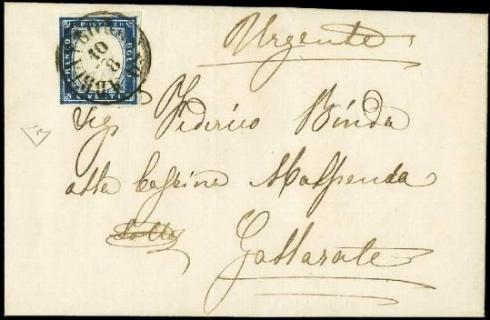 LOMBARDO VENETO 1859 - Sardegn...