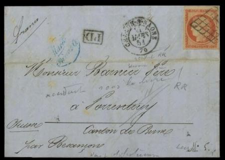 FRANCIA 1849-50 - Francia: 40c...