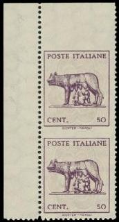 ITALIA REGNO 1944 - Luogotenen...