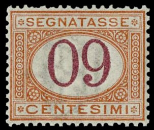 ITALIA REGNO 1890-94 Regno dâ€...