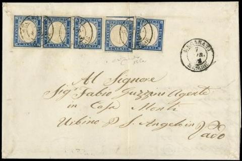 PONTIFICIO 1860 - Pontificio: ...