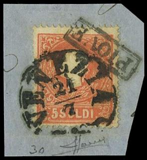 LOMBARDO VENETO 1859 - Lombard...
