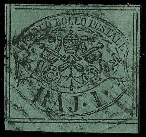PONTIFICIO 1852 - Pontificio: ...
